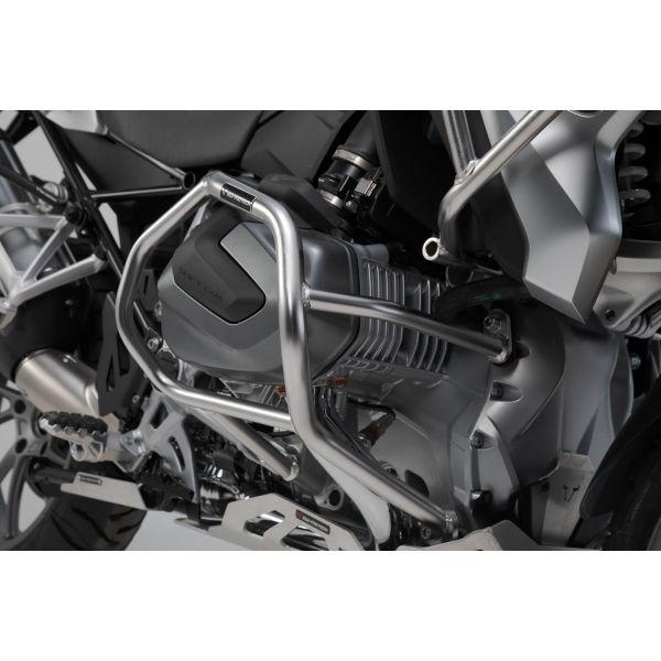 Crash Bar SW-Motech Crash Bar BMW R 1250 GS 1G13 (K50) 18-20- Argintiu