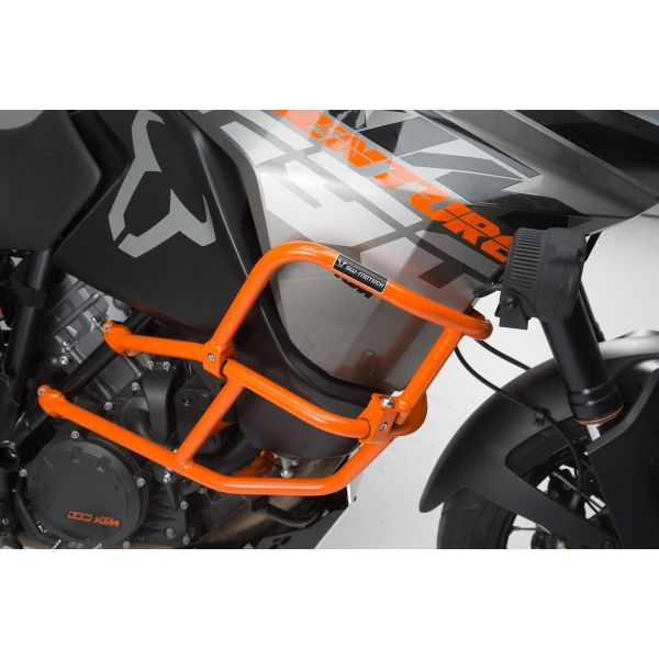 Crash Bar SW-Motech Crash Bar Superior KTM 1290 Super Adventure S KTM Adventure 16-20- Orange