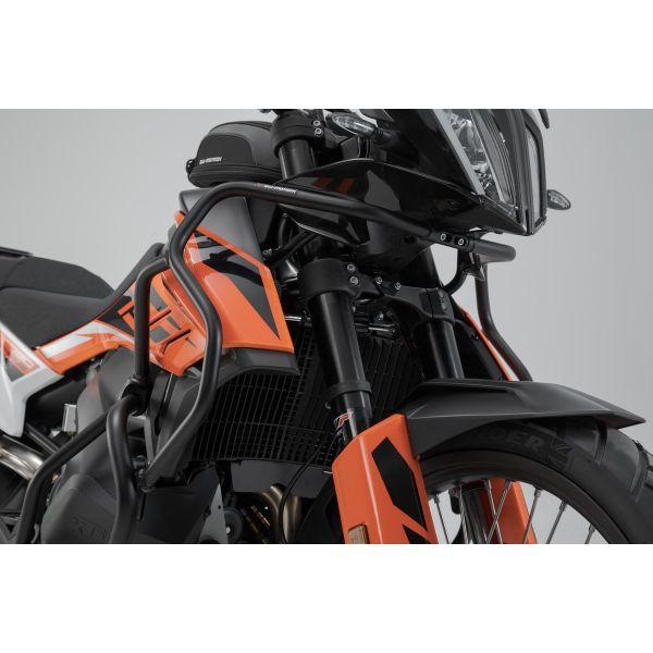 Crash Bar SW-Motech Crash Bar Superior KTM 790 Adventure KTM 790 19-20- Black