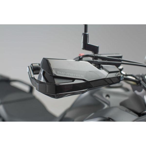 Handguard Moto SW-Motech Kit Handguard KOBRA HONDA CRF1000L Africa Twin SD06 17-20-