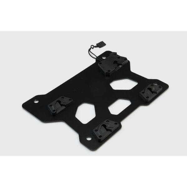 Genti Moto Strada SW-Motech Kit Placa Adaptare Sysbag 30 R SYS0000310000RB