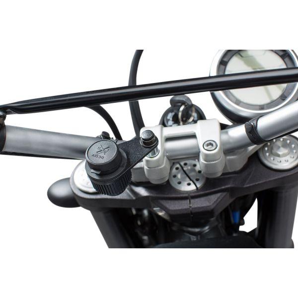 Accesorii Electrice Bord SW-Motech Prindere M10 Priza Bricheta