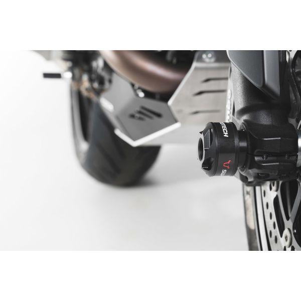 Slider Set SW-Motech Slidere AX Roata Fata DUCATI Multistrada 1200 S AA 15-20-