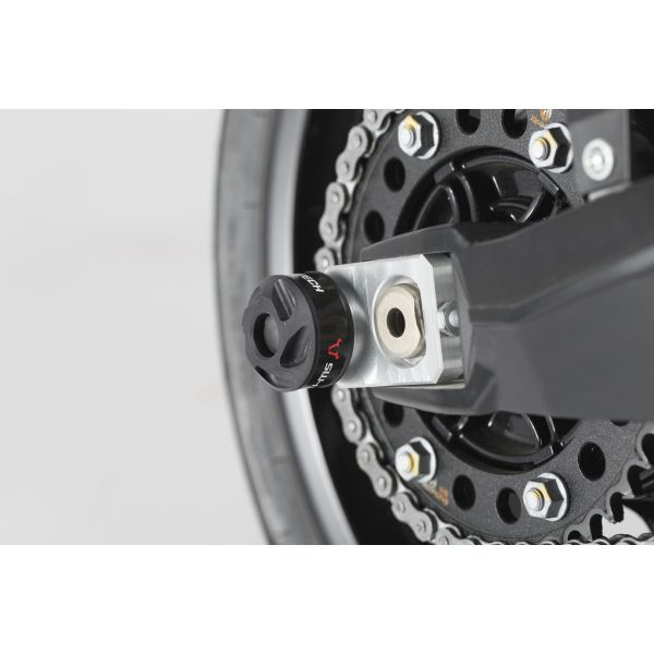 Slider Set SW-Motech Slidere Ax Roata Spate BMW F 800 GS Adventure 4G80/4G80r (K75) 16-20-