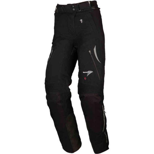 Pantaloni Moto Textil - Dama Modeka Pantaloni Moto Textili Dama WP Takuya Black