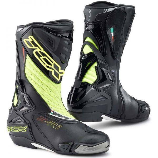 Cizme Sport Tcx Cizme Racing S-R1
