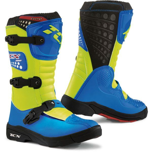Cizme MX-Enduro Copii Tcx Cizme Comp Kids Multicolor Blue