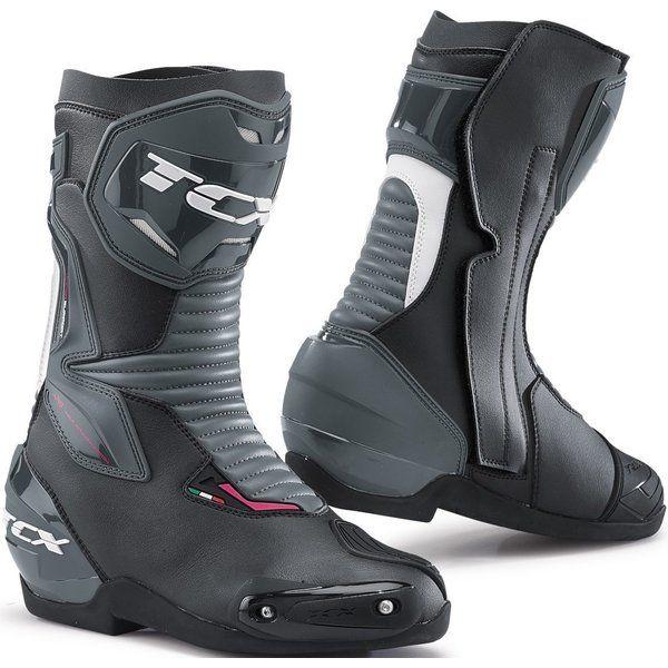 Cizme Moto - Dama Tcx Cizme Moto Sport/Touring SP-MASTER LADY Black/Grey/White 2021