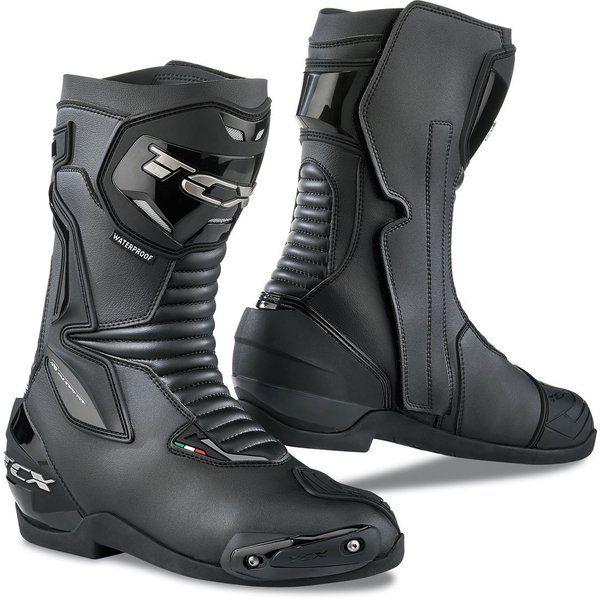 Cizme Moto Touring Tcx Cizme Moto Sport/Touring SP-MASTER WP Black 2021