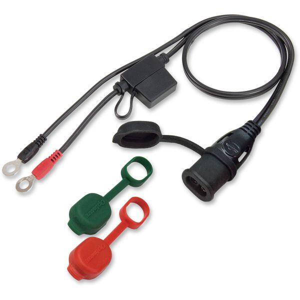 Incarcatoare/Redresoare Baterii Tecmate Cablu Incarcator Eyelet Black EA O1