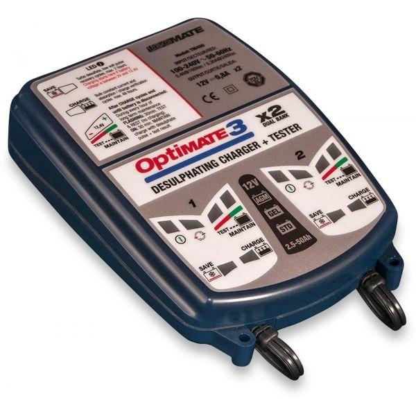 Incarcatoare Baterii Tecmate INCARCATOR OPT 3 -2BANKS