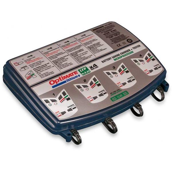 Incarcatoare Baterii Tecmate INCARCATOR OPT LITH 0,8A-4BANKS