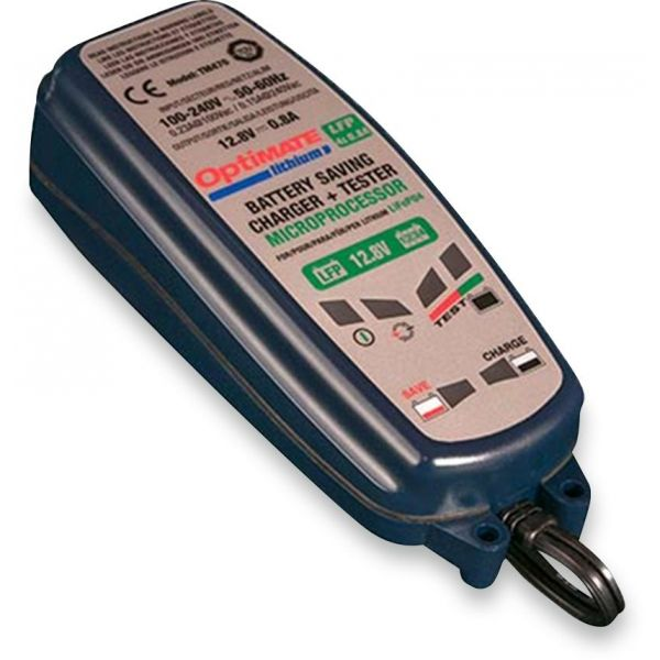 Incarcatoare/Redresoare Baterii Tecmate Incarcator/Redresor Acumulator Optimate Lithium Lfp 4s 0.8a Tm-470
