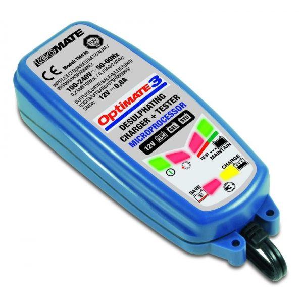 Incarcatoare Baterii Tecmate INCARCATOR OPTIMATE 3
