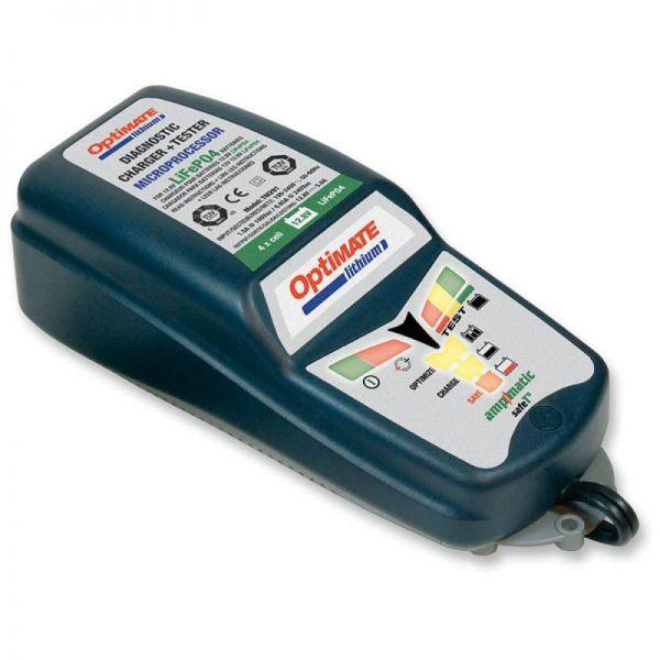 Incarcatoare/Redresoare Baterii Tecmate Incarcator/Redresor Acumulator Optimate Lithium Tm-290
