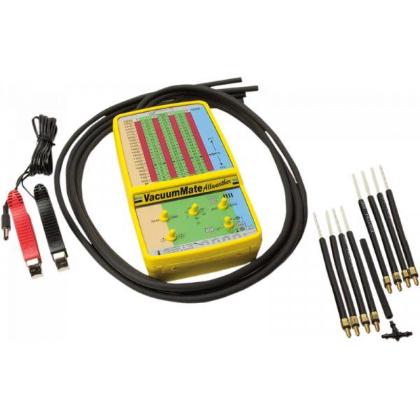 Incarcatoare/Redresoare Baterii Tecmate Dispozitiv Echilibrare Carburatoare Vacuummate Cu Baterii Ts-72