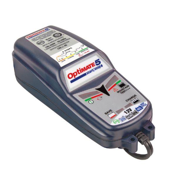 Incarcatoare/Redresoare Baterii Tecmate Incarcator/Redresor Acumulator 5 Start/Stop Tm-220-4a