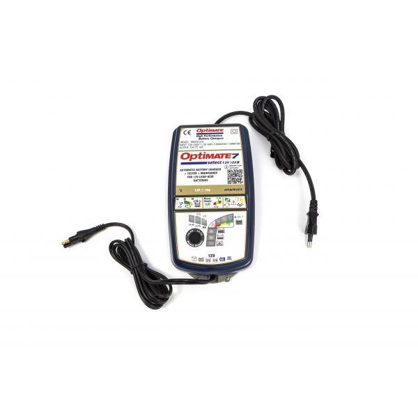 Incarcatoare/Redresoare Baterii Tecmate Incarcator/Redresor Acumulator Optimate 7 Slct Pwr Suply Tm-250 V3