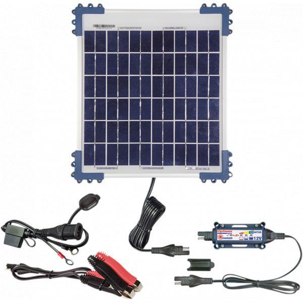 Incarcatoare/Redresoare Baterii Tecmate Incarcator/Redresor Acumulator Solar 10w Tm522-1