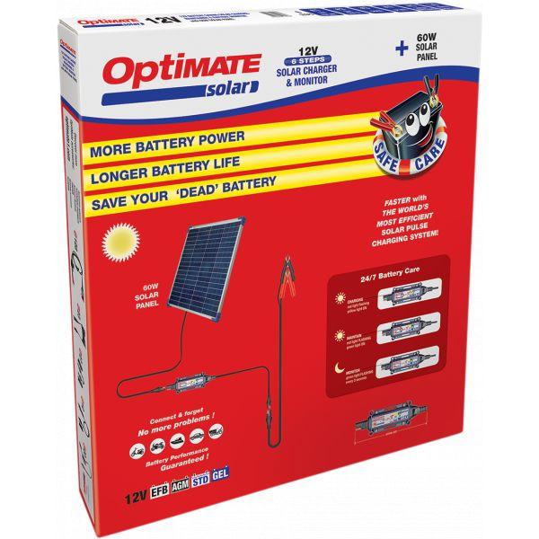 Incarcatoare/Redresoare Baterii Tecmate Incarcator/Redresor Acumulator Solar 60w Tm523-6