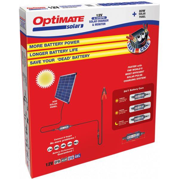 Incarcatoare/Redresoare Baterii Tecmate Incarcator/Redresor Acumulator Solar 80w Tm523-8