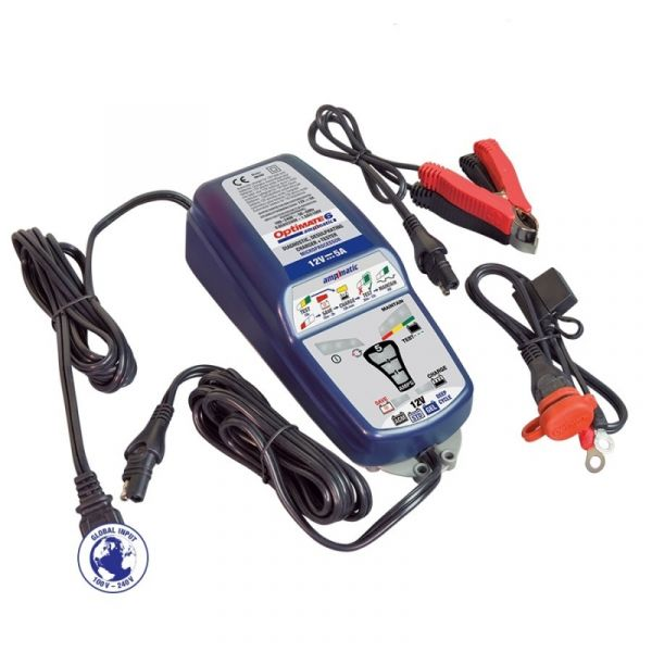 Incarcatoare/Redresoare Baterii Tecmate Incarcator/Redresor Acumulator/tester Optimate 6 Ampimatic Tm-180