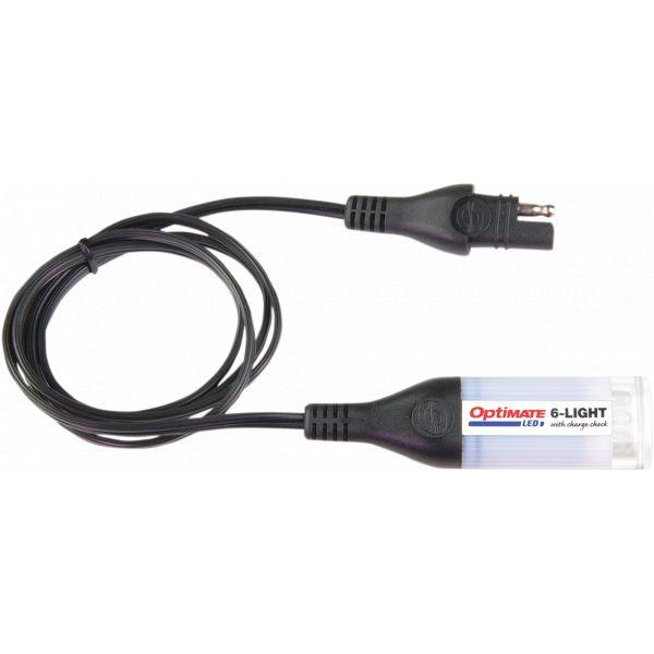 Incarcatoare/Redresoare Baterii Tecmate Led Pentru Cablu O120