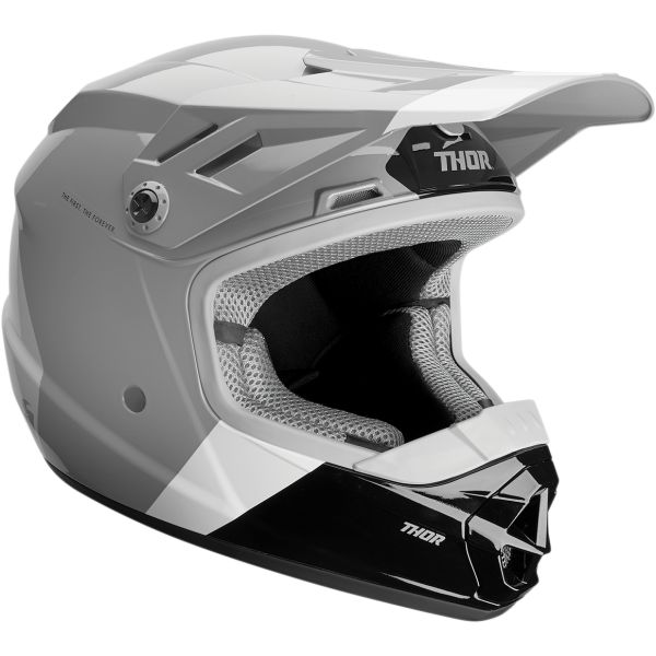 Casti MX-Enduro Copii Thor Casca Copii Sector MIPS S20 Charcoal/White