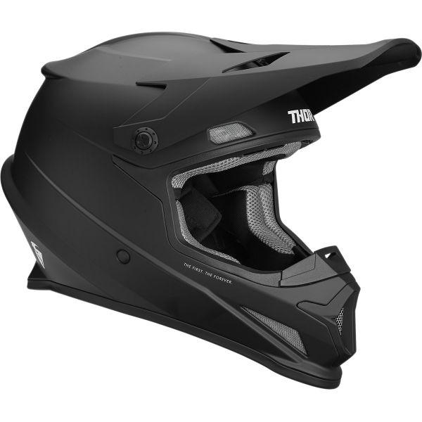 Casti MX-Enduro Thor Casca MX SECTOR Negru Mat 2020