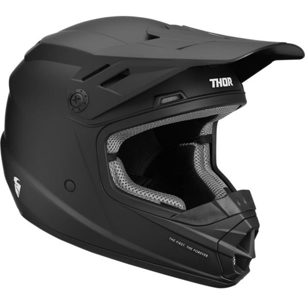 Casti MX-Enduro Copii Thor Casca Sector Black Matte S9 Copii