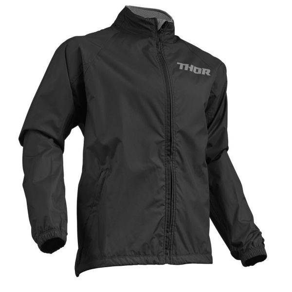 Jackets Enduro Thor PACK S9 OFFROAD JACKET BLACK/CHARCOAL