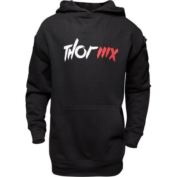 Imbracaminte Copii Thor Hanorac Copii MX Negru 2021