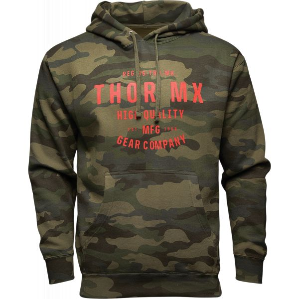 Geci/Hanorace Casual Thor Hanorac Crafted Camuflaj 2021