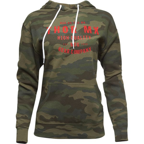 Geci/Hanorace Casual Thor Hanorac Dama Crafted Camuflaj 2021