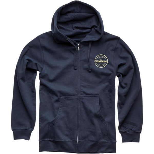 Geci/Hanorace Casual Thor Hanorac Hallman Traditions S9 Navy