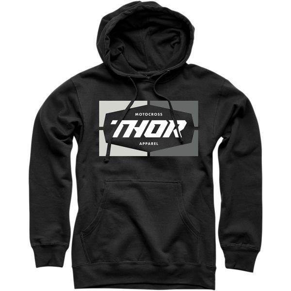 Geci Casual Thor Hanorac Service S20 Black