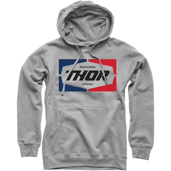 Geci Casual Thor Hanorac Service S20 Gray