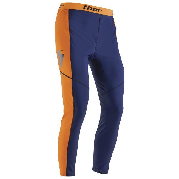 Lenjerie Protectie Thor LICHIDARE STOC Pantaloni Comp S6 Blue/Orange