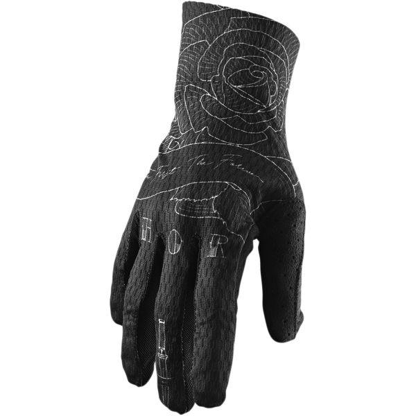 Manusi MX-Enduro Thor Manusi Agile S20 Black