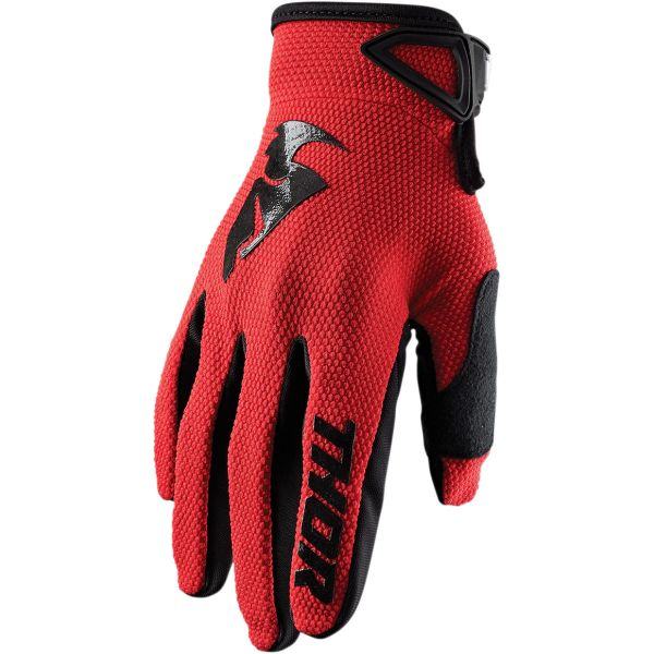 Manusi MX-Enduro Copii Thor Manusi Copii Sector S20 Red
