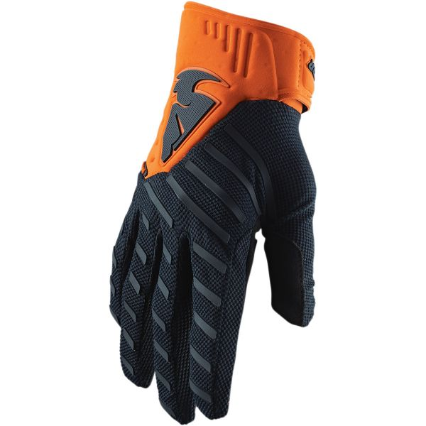 Manusi MX-Enduro Thor Manusi Rebound S20 Black/Orange