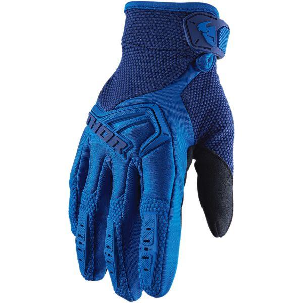Manusi MX-Enduro Thor Manusi Spectrum S20 Blue