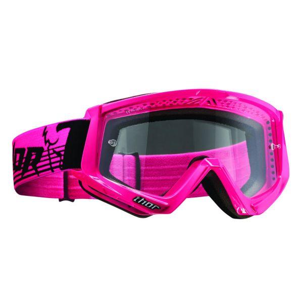 Ochelari MX-Enduro Thor Ochelari Conquer Pink/Black