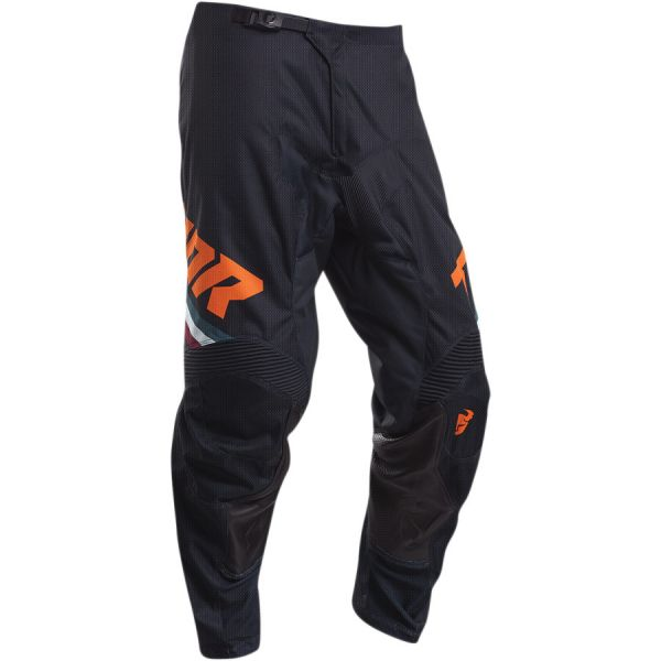 Pantaloni MX-Enduro Copii Thor Pantaloni Copii Pulse Air S20 Navy/Orange