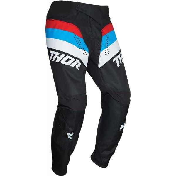 Pantaloni MX-Enduro Copii Thor Pantaloni Copii Pulse Racer Multicolor Albastru 2020