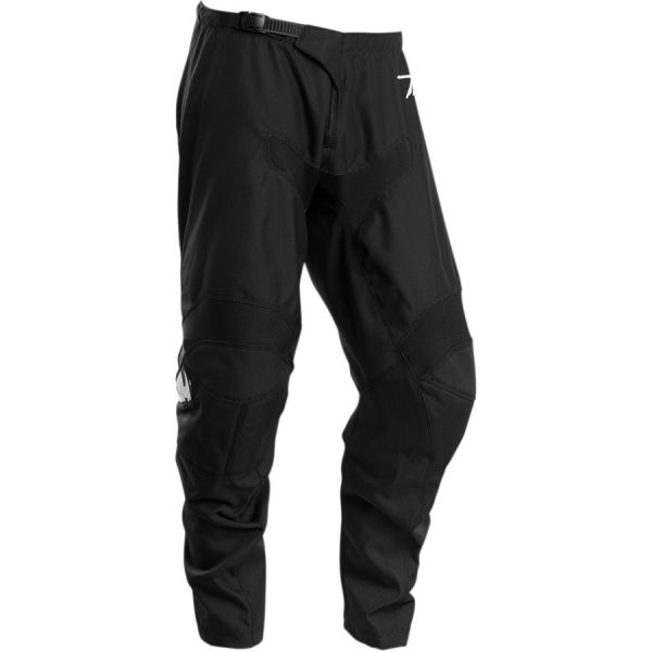 Pantaloni MX-Enduro Copii Thor Pantaloni Copii Sector Link S20 Black