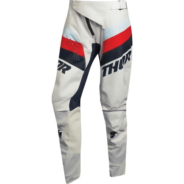 Pantaloni MX-Enduro Thor Pantaloni Dama Pulse Racer Multicolor Albastru 2020