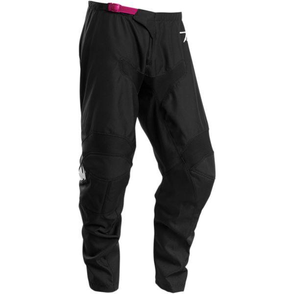 Pantaloni MX-Enduro Thor Pantaloni Dama  Sector Link S20 Black/Pink