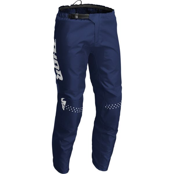 Pantaloni MX-Enduro Copii Thor Pantaloni Moto MX Copii Sector Minimal Navy 2022