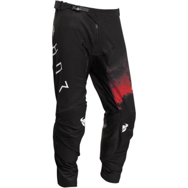 Pantaloni MX-Enduro Thor Pantaloni Prime Pro Forsta S20 Black/Red